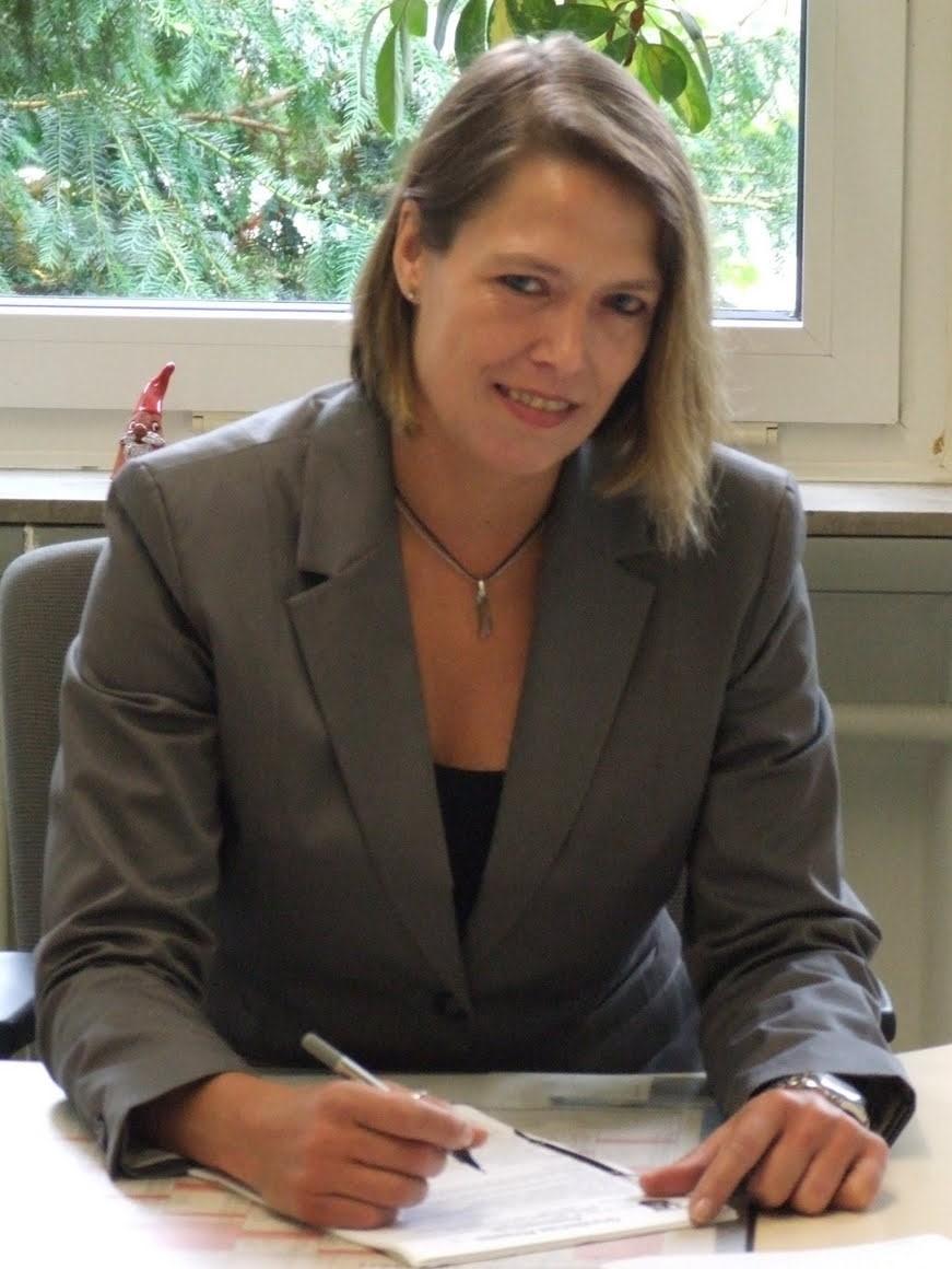 Schulleiterin Frau Klein